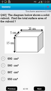CA 6th Geometry- screenshot thumbnail