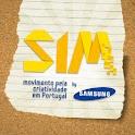 Samsung SIM logo