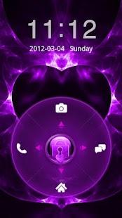 GO Locker Valentines Purple- screenshot thumbnail