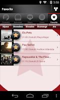 Screenshot of Mercat de Música Viva de Vic