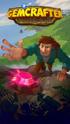 無料解谜AppのGemcrafter: Puzzle Journey|記事Game