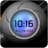TechOrb Clock uccw Skin