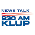 News Talk 930 KLUP logo