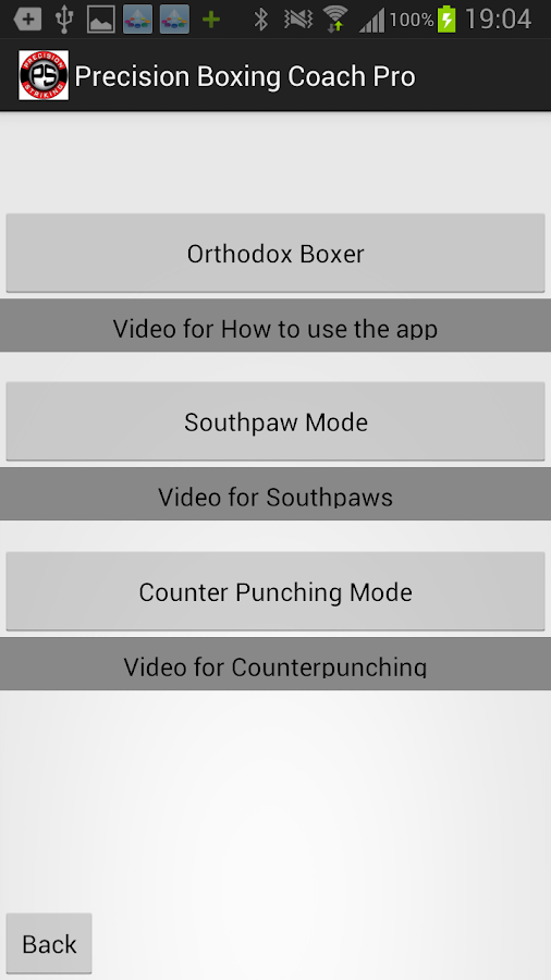 Precision Boxing Coach Supreme - screenshot
