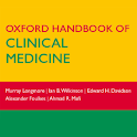 Oxford Handbook of Clin Med 8 logo