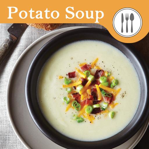 Potato Soup Recipes 程式庫與試用程式 App LOGO-硬是要APP