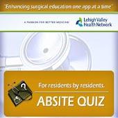 ABSITE quiz