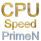 CPU_Test_Speed_PrimeNumber