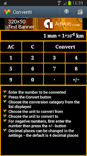 ConvertIt - Unit Converter - screenshot thumbnail