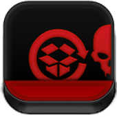 ICON PACK|BloodRedSkulls