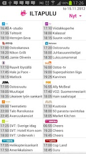 Iltapulu.fi TV-opas - screenshot thumbnail