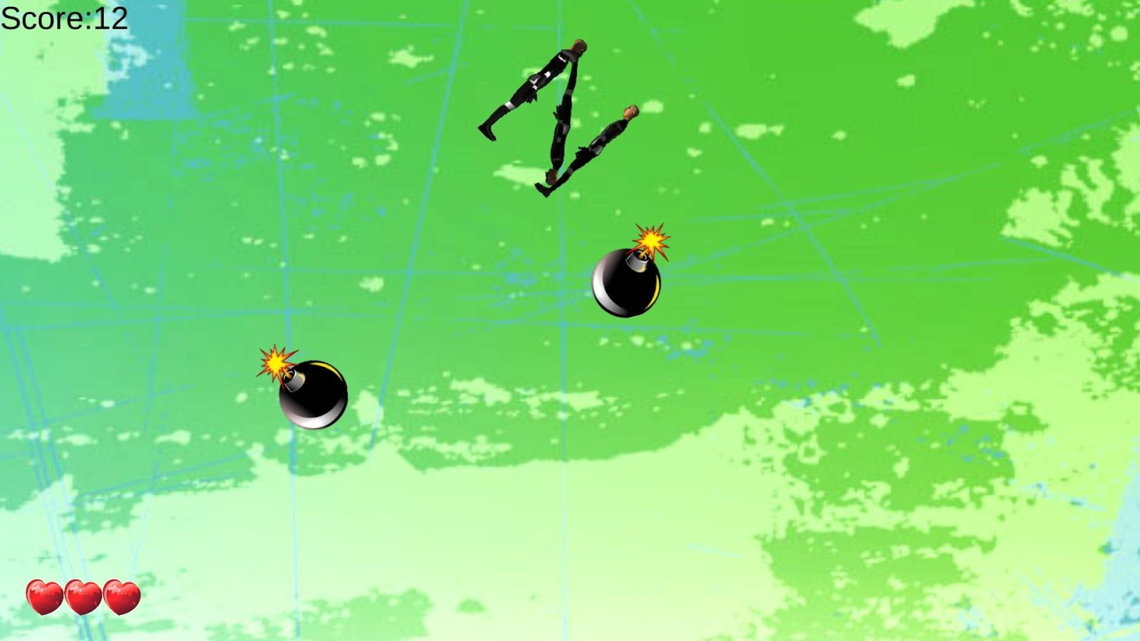 Abc Ninja for kids - screenshot
