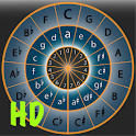 Circle of 5ths HD logo
