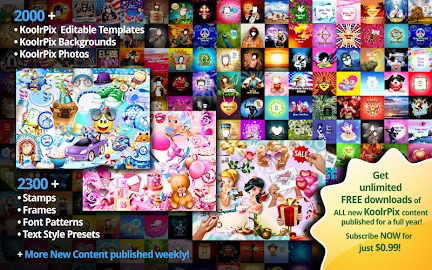 KoolrPix Studio Image Editor Screenshot 24