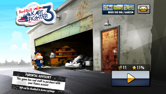 Red Bull Kart Fighter 3 - screenshot thumbnail