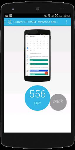 UNI-Density screen management