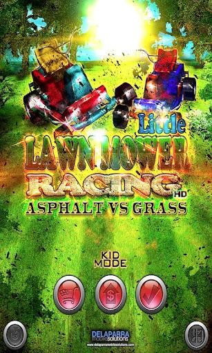 LITTLE LM RACING Asphalt Grass