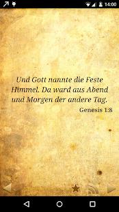 Bibelvers des Tages - screenshot thumbnail