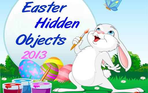 2013 Easter Hidden Objects