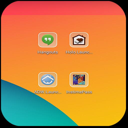 Kitkat Glass Icon Pack 個人化 App LOGO-APP試玩