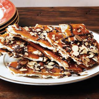 Matzo-Almond Croccante