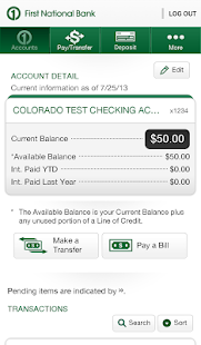 FNB Colorado - screenshot thumbnail