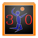 Volleyball Score Counter icon