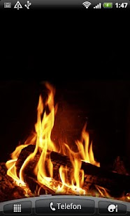 FirePlace Live Wallpaper - screenshot thumbnail