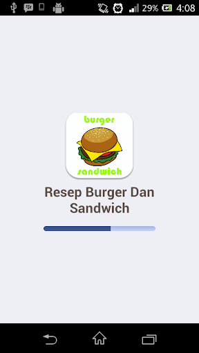 Resep Burger Dan Sandwich