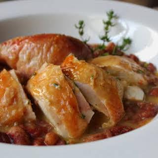 Salt-Roasted Chicken – Tastes Like Chicken.