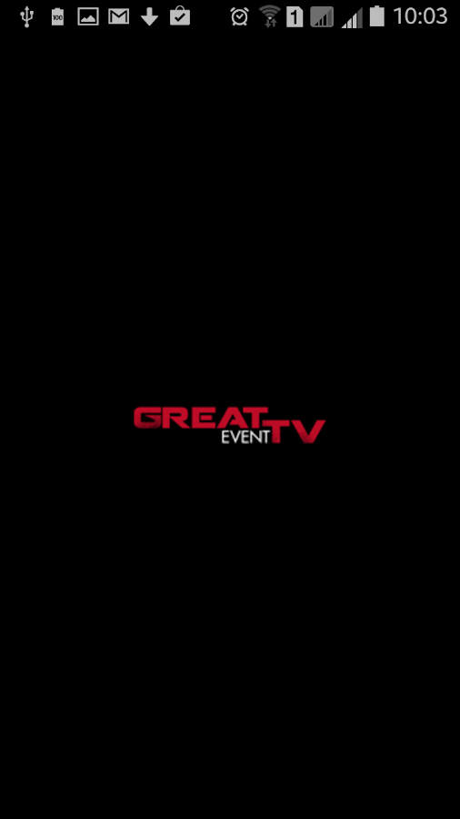 Great Event Tv Mobile- screenshot