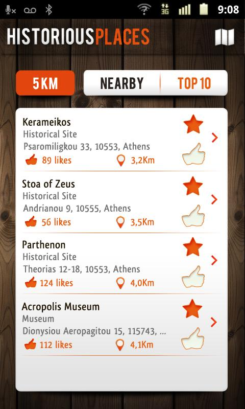 Historious Athens- screenshot