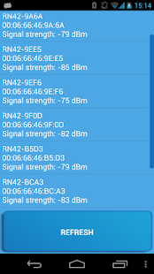 Signal Sniffer - Fitbit finder- screenshot thumbnail