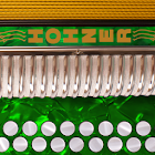Hohner C#/D Button Accordion icon