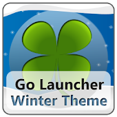 Winter Theme Go Launcher