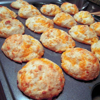 Better than Jim 'N Nick's Cheesy Biscuits.
