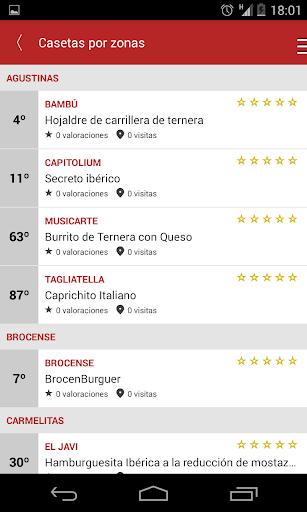 【免費旅遊App】De Pinchos-APP點子
