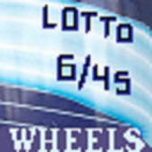 Lotto 6/45 Wheels