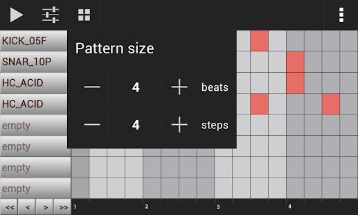 GrooveMixer Pro – Beat Studio - screenshot thumbnail