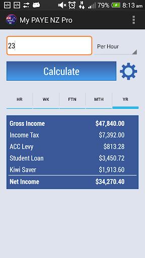 My PAYE NZ Pro
