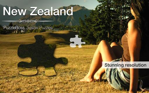 New Zealand Jigsaw Puzzles