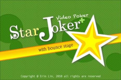 Star Joker plus - video poker