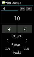 Screenshot of Behavior Management Timer