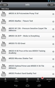 ARDEX Australia - screenshot thumbnail