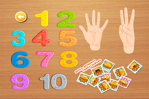 ABC Flashcards And Numbers