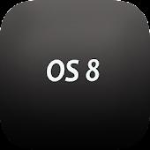 Phone OS 8 Stock wallpaper