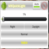 MK QuickLight Brightness/Torch