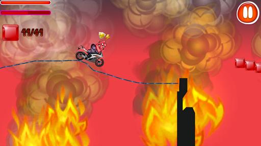 玩街機App Race The Moto Hell免費 APP試玩