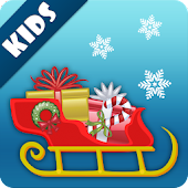 Christmas Sleigh Maker - Kids