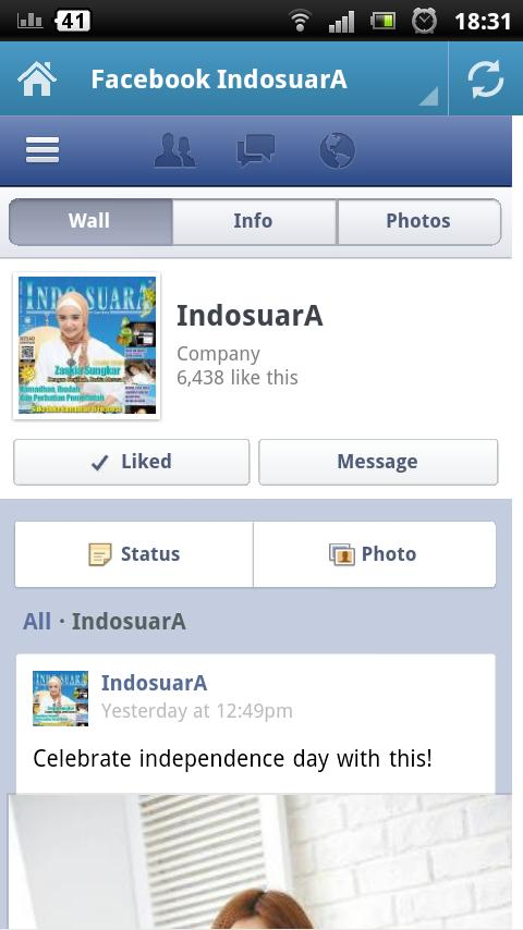 IndosuarA - screenshot